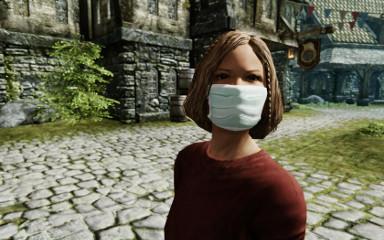 Skyrim on Quarantine